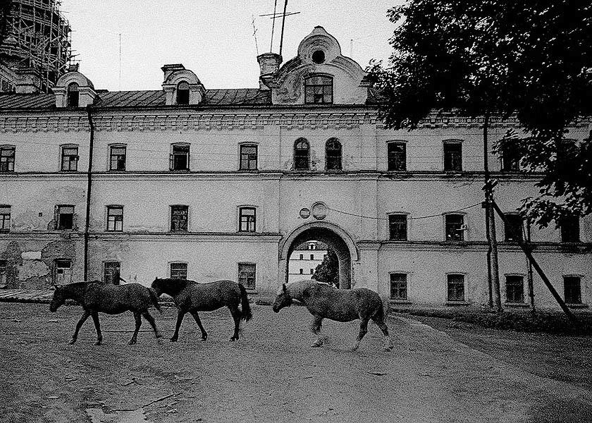 1983-разрушенный Валаам-Яковчук 176 каре Центральная усадьба