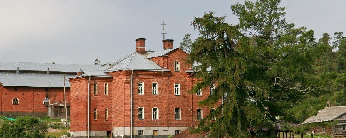 Валаамская ферма. Фото: Павел Козионов.