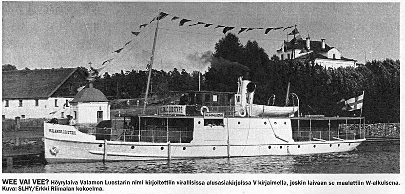 30-Валаамские пароходы XX в