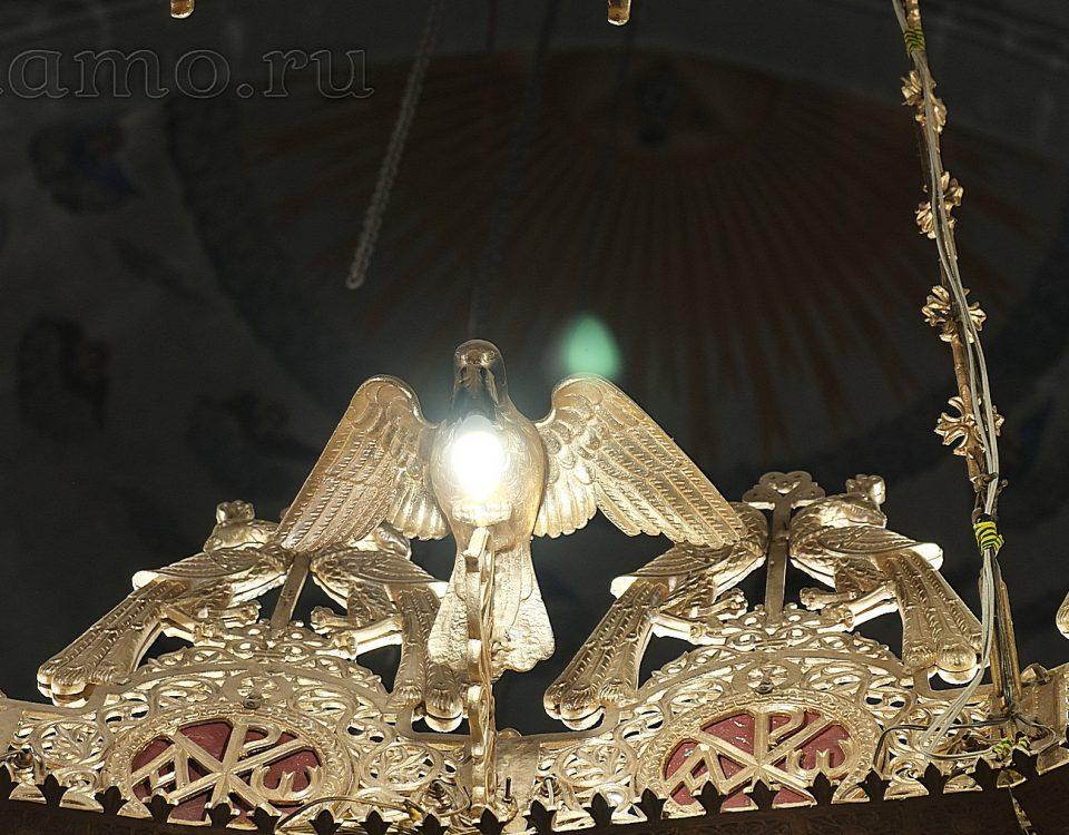 Храм св. Георгия Победоносца в Лидде