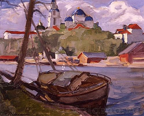 j. ruokokoski. valamo. 1931. 1