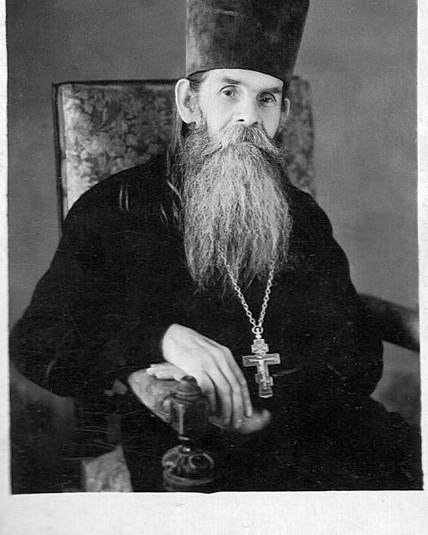 Румянцев Михаил Дмитриевич,протоиерей