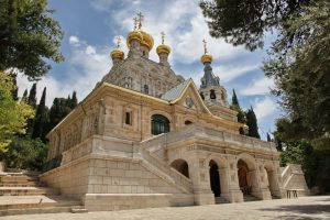 Гефсиманский монастырь Марии Магдалины
