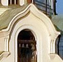 бочка Никольского храма. Валаам.