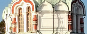 восьмерик Никольского храма. Валаам.