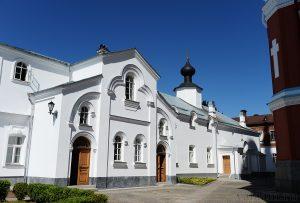 Успенская трапезная церковь Валаам