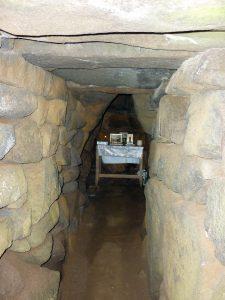 Пещера прп. Александра Свирского. Валаам. Фото: Я. Гайдукова.