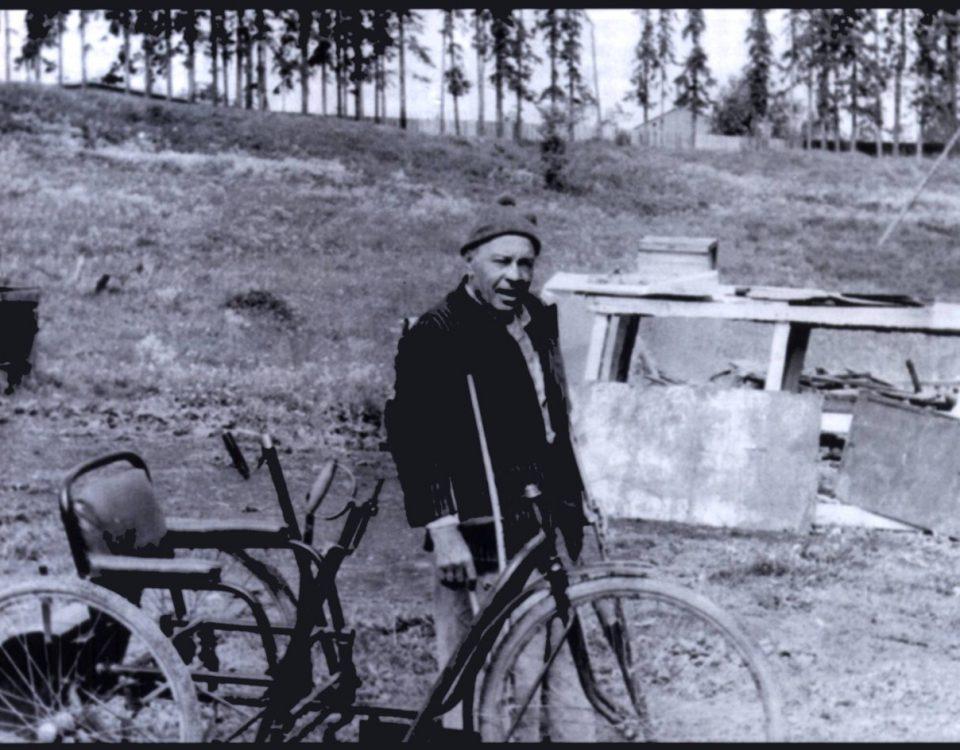 Обеспечиваемый Бабенко Григорий Калиникович (Сердоболь, 2013) Дом инвалидов Валаам