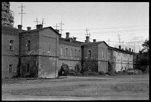 1983-разрушенный Валаам-Яковчук 70 каре Центральная усадьба