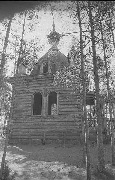 Елеон 1983-разрушенный Валаам-Яковчук