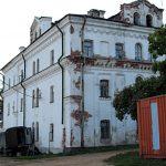 Зимняя гостиница в августе 2006 г. Фото: Возлядовская А.М., Гуминенко М.В. Валаам
