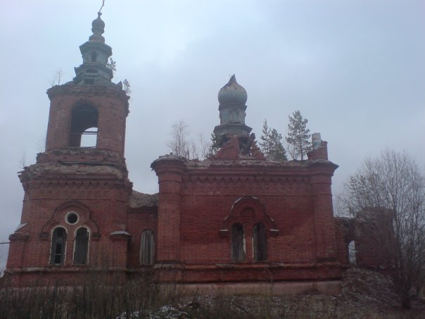 Валаам Церковь А.Невского Германовского скита
