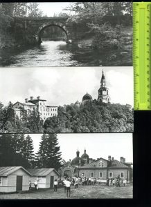 Набор открыток СССР Спасо Преображенский Собор Воскресенский Скит Валаам