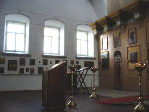 """Выставка """"Иконы из фондов Валаамского музея"""" Петра и Павла"""