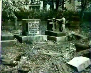 Валаам Старое братское кладбище