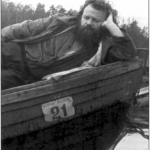 Геннадий Добров на Валааме