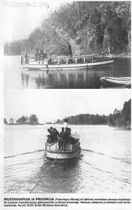 16-Валаамские пароходы XX в