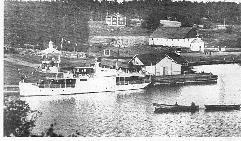 27-Валаамские пароходы XX в