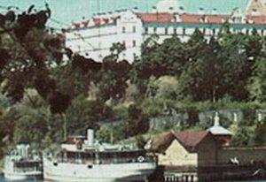 Пароход на Валааме. 1934 г.
