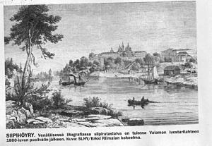 34-Валаамские пароходы XX в