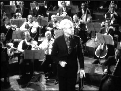 Леопольд Стоковский и Филадельфийский симфонический оркестр