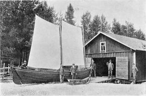 Сойма, Сортавала 1908