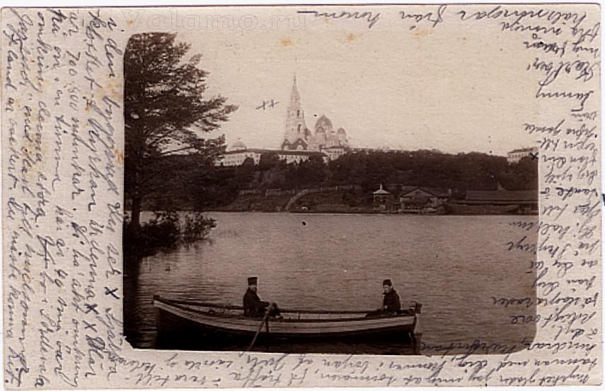 obr pismo karla berlinga s valaama 1909