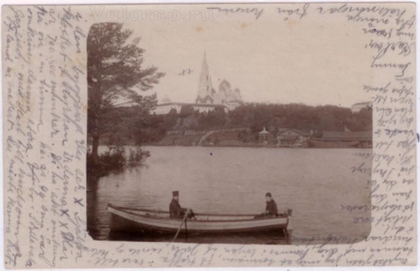 pismo karla berlinga s valaama 1912