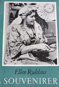 "Ellen Rydelius ""Souvenirer"". Обложка шведского издания"