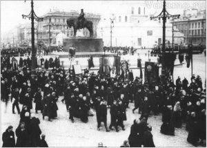 soedinennyj krestnyj xod peterburgskogo obshhestva trezvosti. 1912 g.iz kn. ladozhskoe ozero