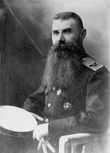 Николай Георгиевич Львов (1869-1918), русский контр-адмирал