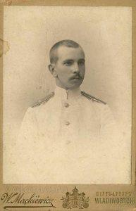 Павел Юрьевич Постельников, лейтенант, ком. миноносца №116